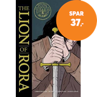 Produktbilde for Lion of Rora (BOK)