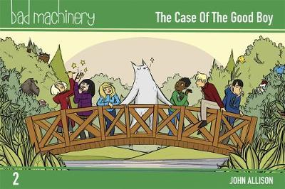 Bad Machinery Volume Two (BOK)