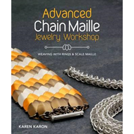 Advanced Chain Maille Jewelry Workshop (BOK)