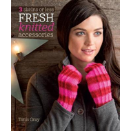 Produktbilde for 3 Skeins or Less - Fresh Knitted Accessories (BOK)