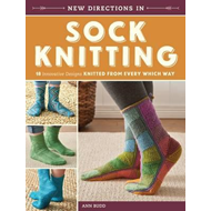 New Directions in Sock Knitting (BOK)