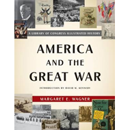 Produktbilde for America and the Great War (BOK)