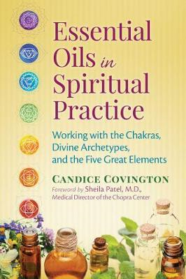 Essential Oils in Spiritual Practice (BOK)