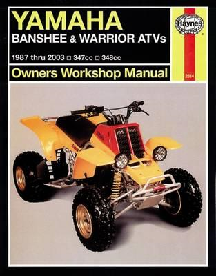Yamaha Banshee, Warrior & Raptor 350 ATVs (BOK)