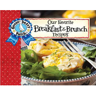 Our Favorite Breakfast & Brunch Recipes with Photo Cover (BOK)