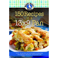 150 Recipes in a 13x9 Pan (BOK)