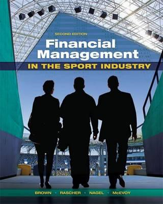 Financial Management in the Sport Industry (BOK)
