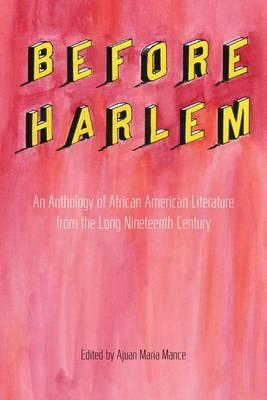 Before Harlem (BOK)