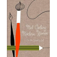 Mid Century Modern Women in the Visual Arts (BOK)