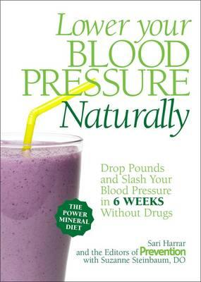Lower Your Blood Pressure Naturally (BOK)