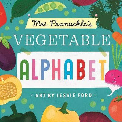 Mrs. Peanuckle's Vegetable Alphabet (BOK)