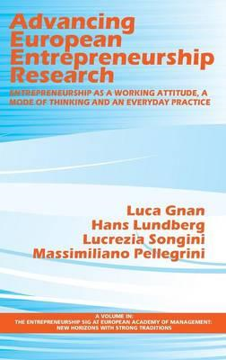 Advancing European Entrepreneurship Research: Entrepreneurship as a Working Attitude, a Mode of Thin (BOK)