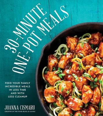 30-Minute One-Pot Meals (BOK)