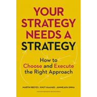 Your Strategy Needs a Strategy (BOK)