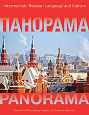 Panorama: Intermediate Russian Language and Culture, Student (BOK)