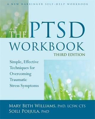 PTSD Workbook, 3rd Edition (BOK)