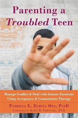 Parenting a Troubled Teen (BOK)