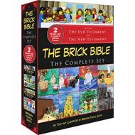 Brick Bible: The Complete Set (BOK)