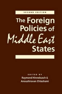 Foreign Policies Of Middle East States (BOK)