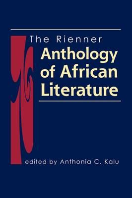 Rienner Anthology of African Literature (BOK)