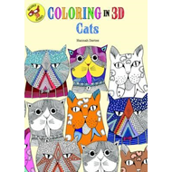 Coloring in 3D Cats (BOK)
