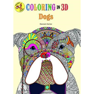 Coloring in 3D Dogs (BOK)
