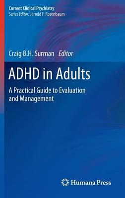 ADHD in Adults (BOK)