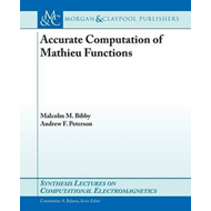 Accurate Computation of Mathieu Functions (BOK)