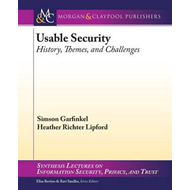 Usable Security (BOK)