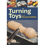 Turning Toys with Richard Raffan (BOK)