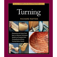 Complete Illustrated Guide to Turning (BOK)
