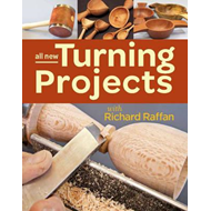 All New Turning Projects with Richard Raffan (BOK)