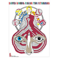 David Bowie: Color The Starman (BOK)