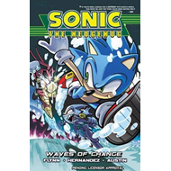 Sonic The Hedgehog 3: Waves Of Change (BOK)