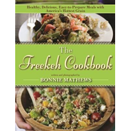 Freekeh Cookbook (BOK)