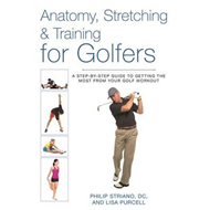 Anatomy, Stretching & Training for Golfers (BOK)