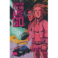 Quantum Teens Are Go Volume 1 (BOK)