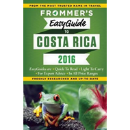Frommer's Easyguide to Costa Rica (BOK)