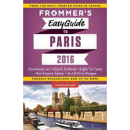 Frommer's Easyguide to Paris (BOK)