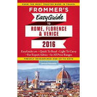Frommers Easyguide to Rome, Florence and Venice (BOK)