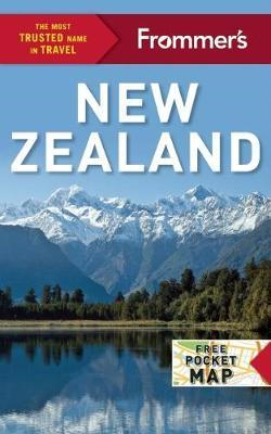 Frommer's New Zealand (BOK)