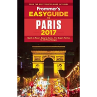 Frommer's EasyGuide to Paris 2017 (BOK)