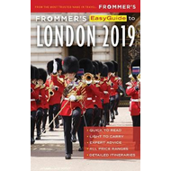 Frommer's EasyGuide to London 2019 (BOK)