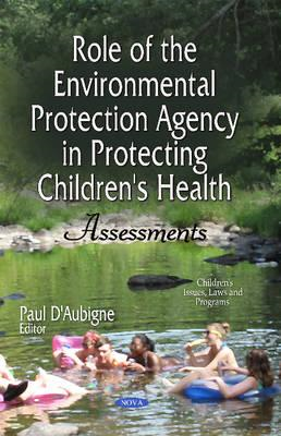 Role of the Environmental Protection Agency in Protecting Ch (BOK)