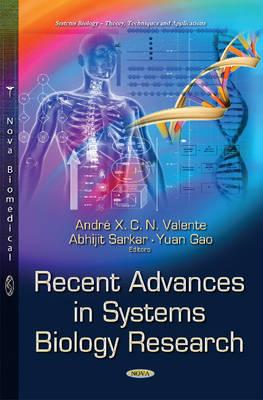 Recent Advances in Systems Biology Research (BOK)
