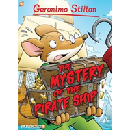 Geronimo Stilton Graphic Novels #17: The Mystery of the Pira (BOK)
