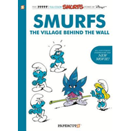 Smurfs The Village Behind The Wall GN (BOK)