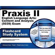 Praxis II English Language Arts Content and Analysis (5039) (BOK)