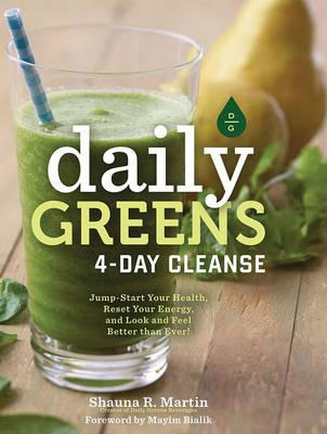 Daily Greens 4-Day Cleanse (BOK)