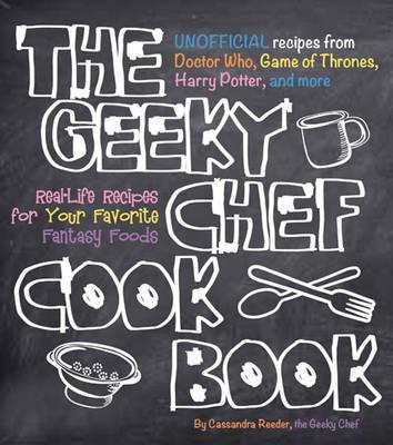 Geeky Chef Cookbook (BOK)